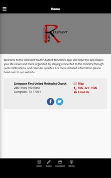 Relevant Youth Livingston apk screenshot