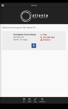 First Baptist Church apk screenshot
