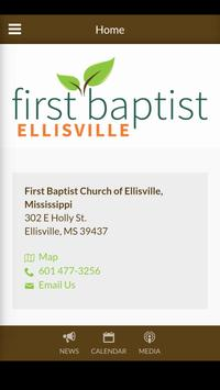 First Baptist Ellisville, MS - Ellisville, MS poster