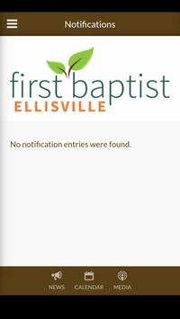 First Baptist Ellisville, MS - Ellisville, MS screenshot 1