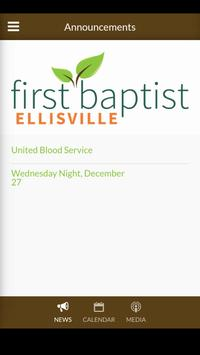 First Baptist Ellisville, MS - Ellisville, MS screenshot 2