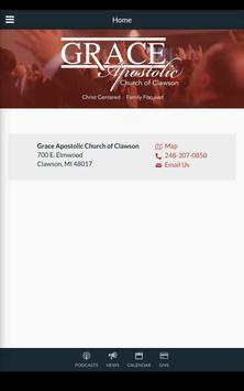 Grace Apostolic Church Clawson - Clawson, MI screenshot 10