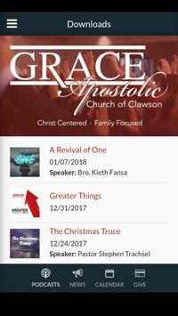 Grace Apostolic Church Clawson - Clawson, MI screenshot 2