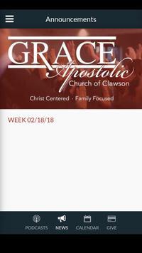 Grace Apostolic Church Clawson - Clawson, MI screenshot 3