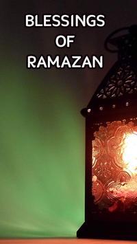 Blessings Of Ramadan poster