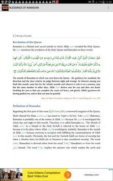 Blessings Of Ramadan screenshot 7