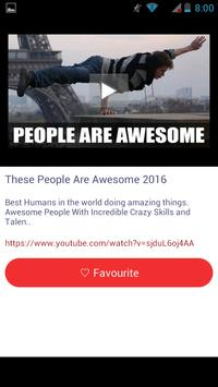 People Are Awesome apk screenshot