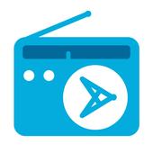 NextRadio Free Live FM Radio-icoon