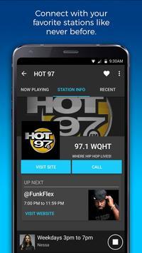 NextRadio Free Live FM Radio APK-screenhot