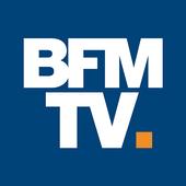 BFMTV, Première sur l'Info - Direct et Replay icon