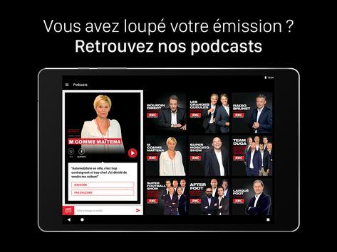 RMC : Info Talk Sport apk screenshot