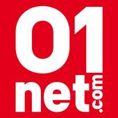 01net.com : actus, tests et vidéos high-tech icon