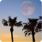Moon Beautiful Wallpapers icon