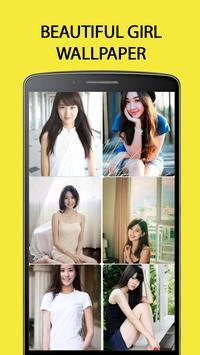 Beautiful Girl Wallpaper HD poster