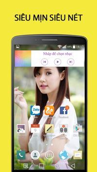 Beautiful Girl Wallpaper HD apk screenshot
