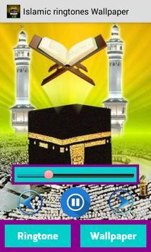 Islamic Ringtones Wallpaper poster