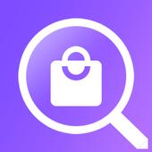 이미지 검색 쇼핑-루키(Lookeey) 모양,칼라 검색 icon