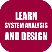 system analysis and design icon