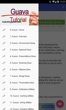 Learn Guava apk screenshot
