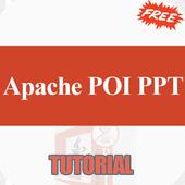 Learn Apache POI (Powerpoint) icon
