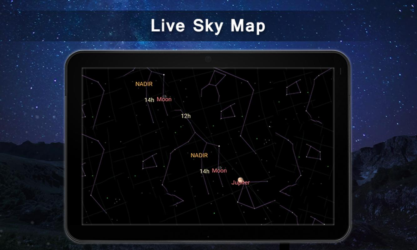Sky Map Live Star Walk Guide Constellation Viewer For Android Apk