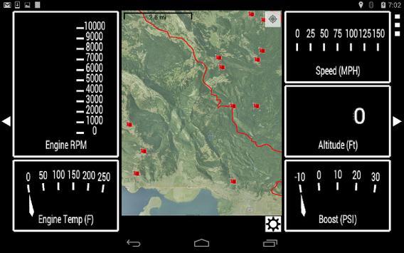 NS1 Gauge System screenshot 1