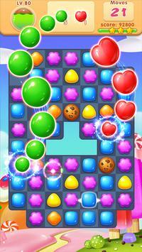 Candy Smash captura de pantalla de la apk
