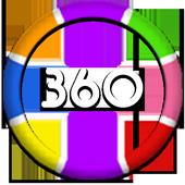 Color360 icon