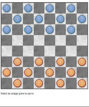 Checkers Solitaire screenshot 4