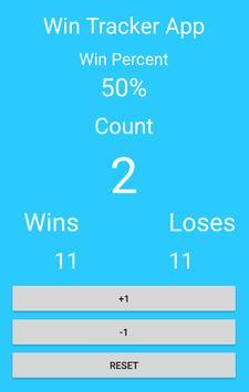 Win Tracker Plus apk screenshot