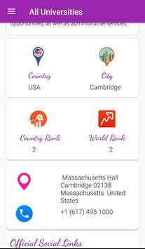 All Universities screenshot 4