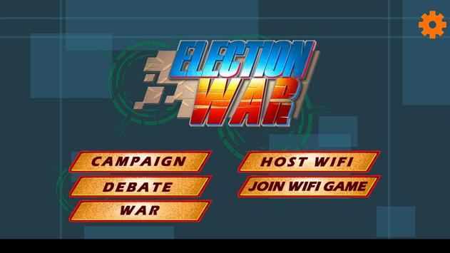 Election War PH 2016 poster