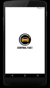 Central Taxi poster