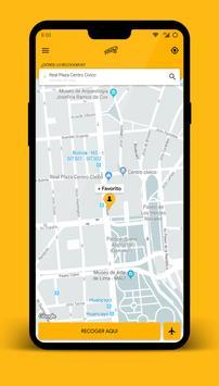 Taxis.Pe screenshot 2