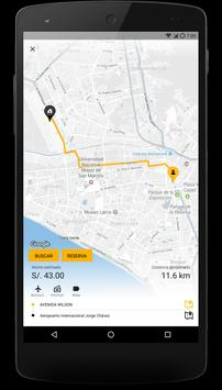Central Taxi screenshot 3