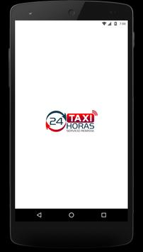 Taxi 24 Horas poster