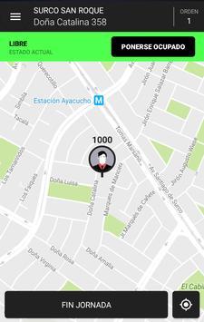 Taxi 24 Horas Conductor screenshot 2