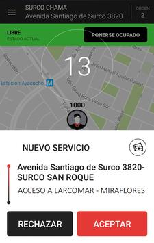 Taxi 24 Horas Conductor screenshot 3
