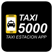 Taxi Estación 5000 Conductor icon