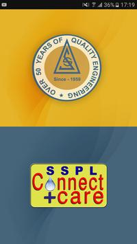 SSPL Connect+Care poster