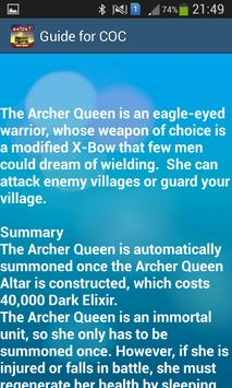 Guide For Clash Of Clans-Tips screenshot 2