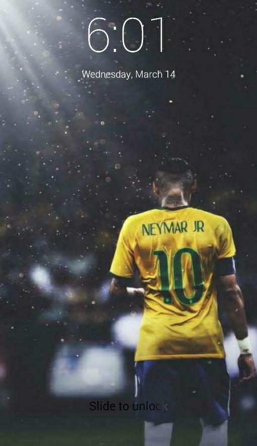 Neymar Jr Lock Screen For Android Apk Download