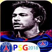 Neyamr PSG  Lock screen themes new 2018 wallpaper icon