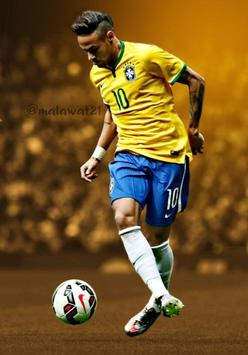 Neymar Jr Wallpapers HD Screenshot 5