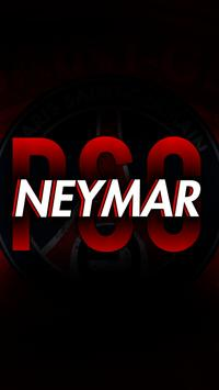 Neymar JR PSG Wallpapers poster