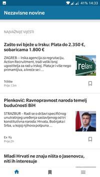 Nezavisne novine apk screenshot