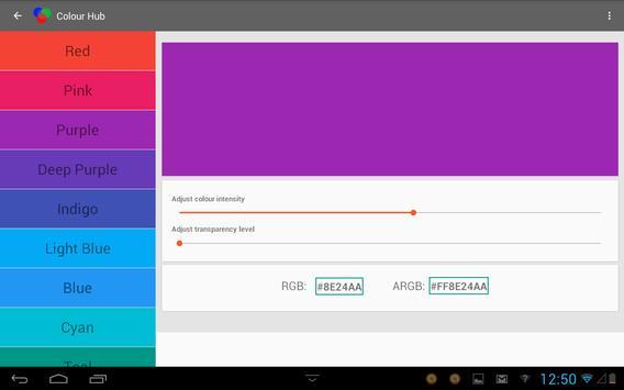 Colour Hub apk screenshot