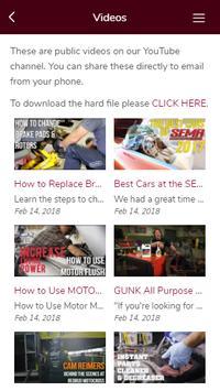 RSC Chemical Solutions Sales App screenshot 1