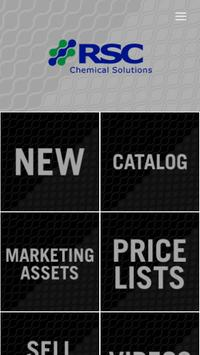 RSC Chemical Solutions Sales App screenshot 3