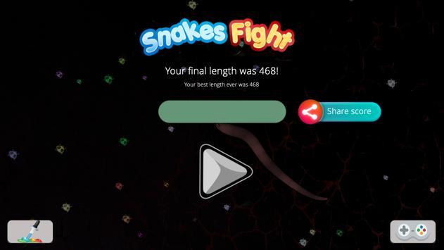 Snakes Fight screenshot 5